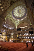 Blue mosque — Stock Photo