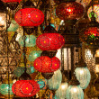 Turkish lamps — Stock Photo #37866223