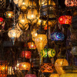 Turkish lamps — Stock Photo #37866373