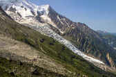 Glacier - Mont Blanc — Stockfoto