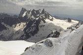Mont Blanc — Zdjęcie stockowe