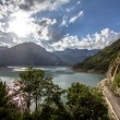 Lac d'Emosson — Stock Photo #37895145