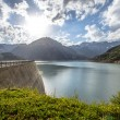 Lac d'Emosson — Stock Photo #37895349