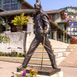 Freddie Mercury statue — Stock Photo #37897699