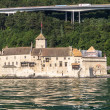 Castle Chillon — Stock Photo