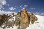Mont blanc — Stockfoto