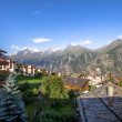 Zermatt, Switzerland — Stock Photo #37902189