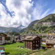 Zermatt, Switzerland — Stock Photo #37902549