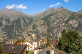 Zermatt, zwitserland — Stockfoto
