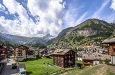 Zermatt, schweiz — Stockfoto