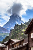 The Matterhorn in Switzerland — Stock Photo