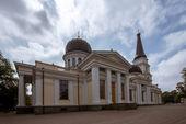 Catedral Ortodoxa de Odessa — Stockfoto