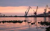 Feodosia, Crimea, Ukraine — Stock Photo