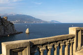 View to Yalta — Stock Photo