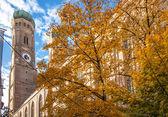 Frauenkirche, Munich — Foto de Stock