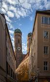 Frauenkirche, Munich — Stock Photo