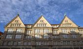 Coloré bâtiment historique de munich — Photo