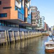 Hafencity in Hamburg — Stock Photo #37959195