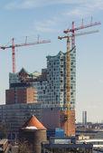 Elbphilharmonie — Stock Photo