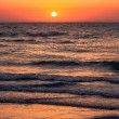 Sunset in Tel-Aviv — Stock Photo #37964111