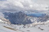 Zugspitze — Stockfoto