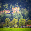 Hohenschwangau castle — Stock Photo #37990561