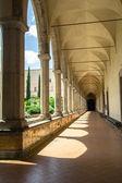 Königspalast fassade am piazza del plebiscito in neapel, italien — Stockfoto