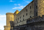 Castel nuovo — Stock Photo