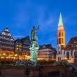 Stock Photo: Frankfurt Roemer