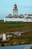 Lighthouse Cabo da Roca — Stock Photo