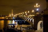 Pont Alexandre III — Stock Photo