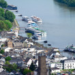 Stock Photo: Rhine River