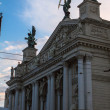 Stockfoto: Lviv opertheater