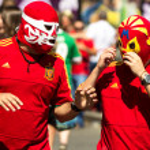 Final EURO 2012 — Stock Photo #38069647