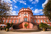 Biebrich Palace — Stock Photo