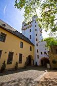 Castello a eltville in germania — Foto Stock