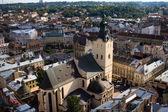 Lviv, Ukraine — Stock Photo