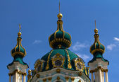 Saint andrew Ortodoks Kilisesi — Stok fotoğraf