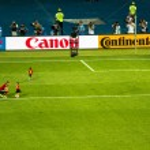 Final EURO 2012 — Stock Photo #38070039