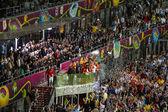 Poslední euro 2012 — Stock fotografie