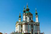 Saint Andrew orthodox church — Stockfoto