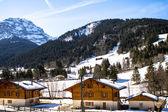 Villa Alpina — Foto de Stock