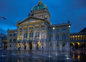 Swiss Parliament building — Foto de Stock