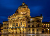 Swiss Parliament building — Foto Stock