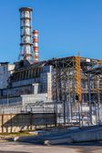 The Chernobyl Nuclear power plant — Stock Photo