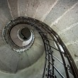 Round stairs in a church — Stock Photo #13887542