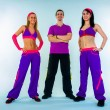 A group of dance instructors — Stock Photo #13888246