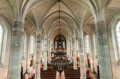 Beautiful christian church — Stock Photo