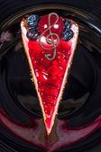 Closeup of a delicious dessert — Stock Photo