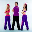 A group of dance instructors — Stock Photo #14831103